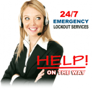 Emergency locksmith available 24/7